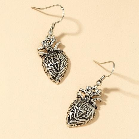 Heart Earrings 1 Pair  NHGU290093's discount tags