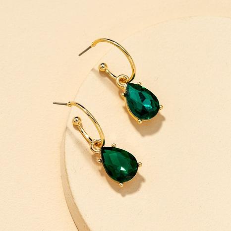 Fashion Diamond Earrings  NHGU290099's discount tags