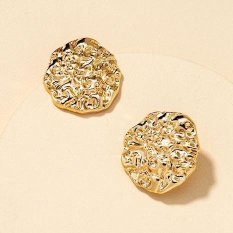 Fashion Metal Stud Earrings  NHGU290103's discount tags