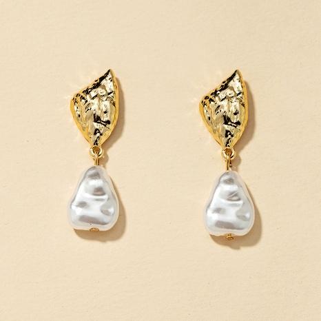 Fashion pearl earrings  NHGU290108's discount tags