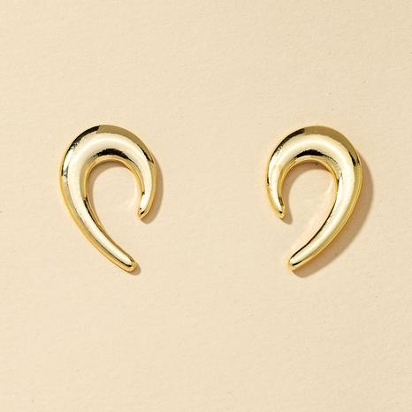 Fashion Irregular Earrings  NHGU290110's discount tags