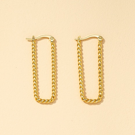 Fashion Metal Earrings NHGU290113's discount tags