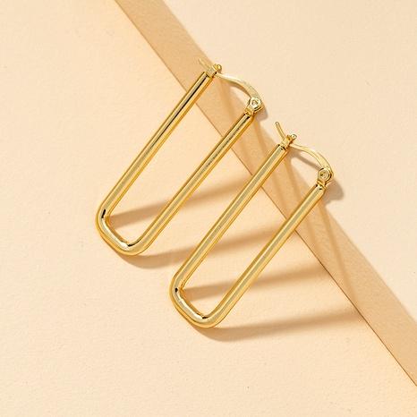 Fashion Metal Earrings NHGU290117's discount tags