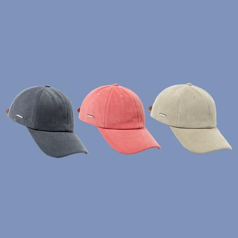 Gorra de béisbol estándar de moda coreana NHTQ267164's discount tags