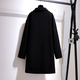 Plus size woolen coat  NHIS290126