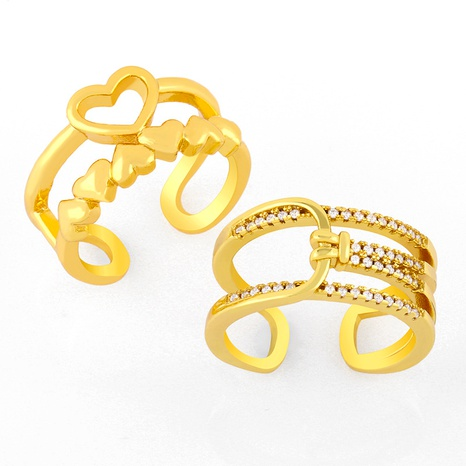 love open index finger ring NHAS293705's discount tags
