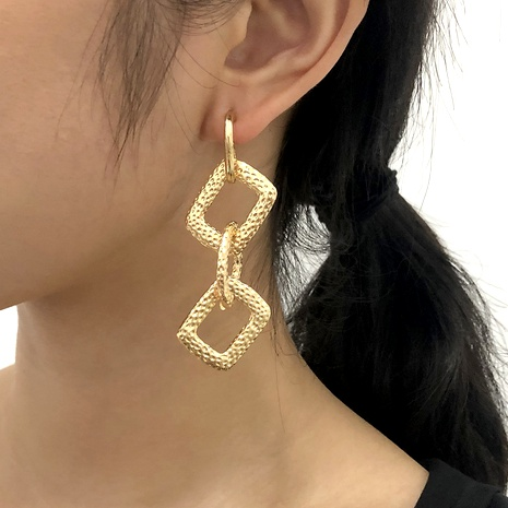 irregular creative earrings NHMD293713's discount tags