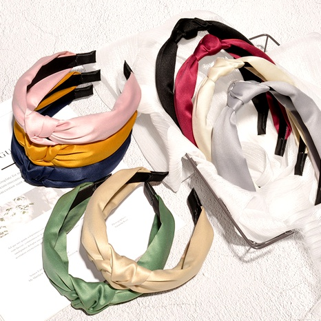 solid color simple broad-side headband NHAQ293981's discount tags