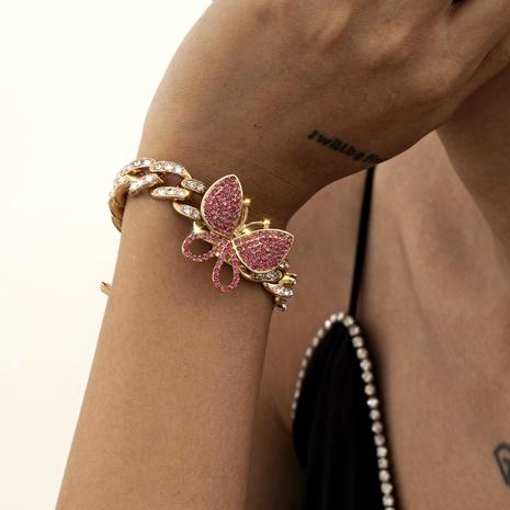 bracelet papillon diamant NHXR294070's discount tags