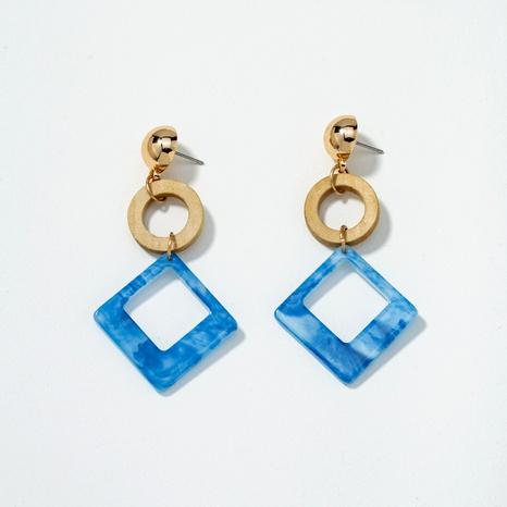 Acrylic long earrings NHQJ294112's discount tags