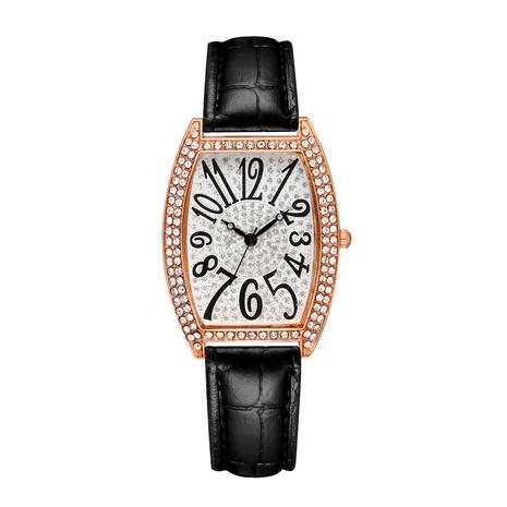 reloj de cinturón de cuarzo de moda NHSY294123's discount tags