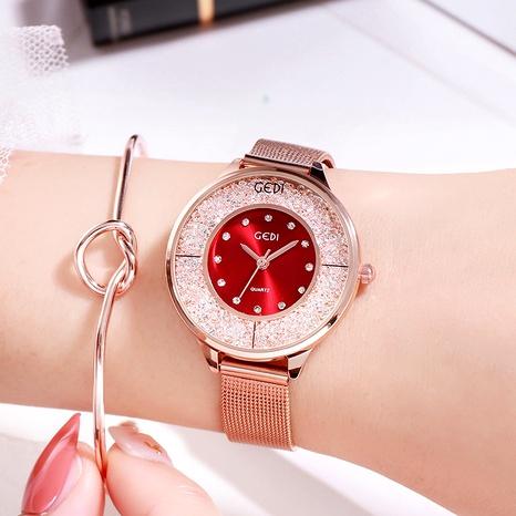 diamond simple watch  NHSR294175's discount tags