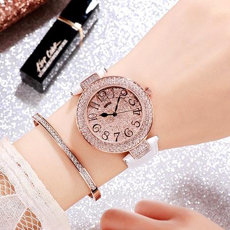 Waterproof Diamond Watch  NHSR294180's discount tags