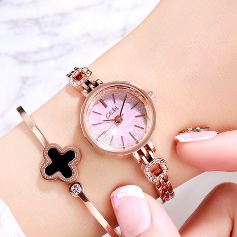 Fashion thin strap watch NHSR294185's discount tags