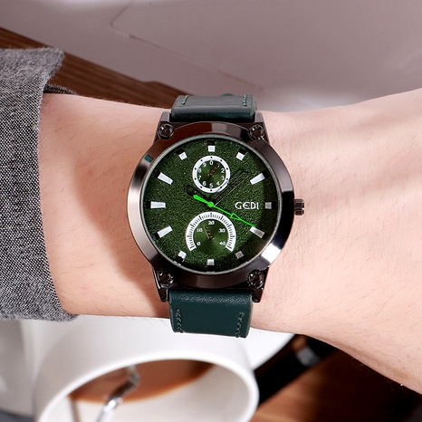 reloj de cuarzo de moda con esfera grande NHSR294196's discount tags