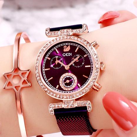 diamond magnet fashion watch  NHSR294208's discount tags