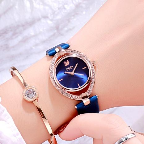fashion diamond waterproof watch NHSR294210's discount tags