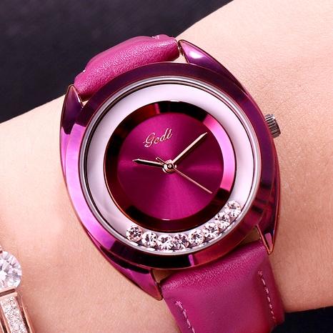 diamond exquisite quartz watch NHSR294212's discount tags