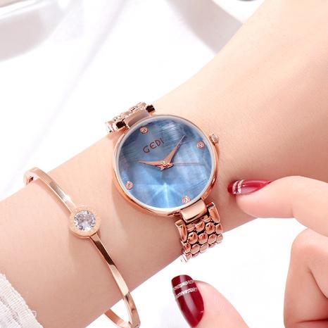 retro alloy quartz watch NHSR294218's discount tags