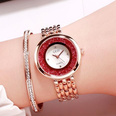 diamond alloy quartz watch NHSR294220's discount tags