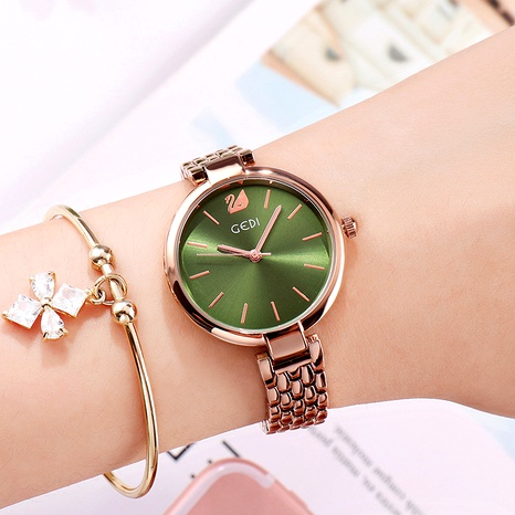 large dial fashion waterproof watch NHSR294227's discount tags