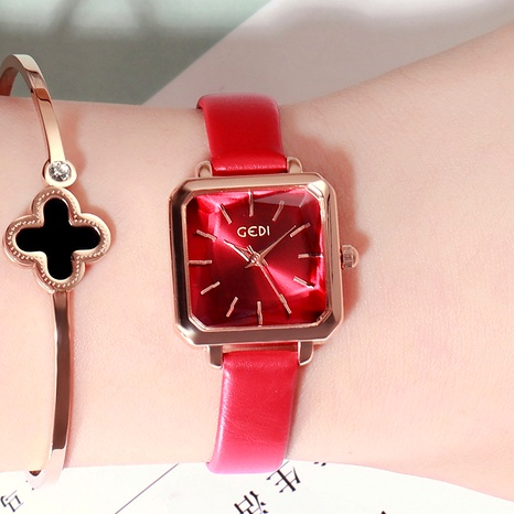 fashion casual square watch  NHSR294232's discount tags