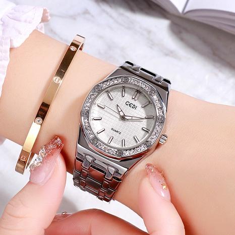 reloj de moda impermeable con diamantes NHSR294241's discount tags