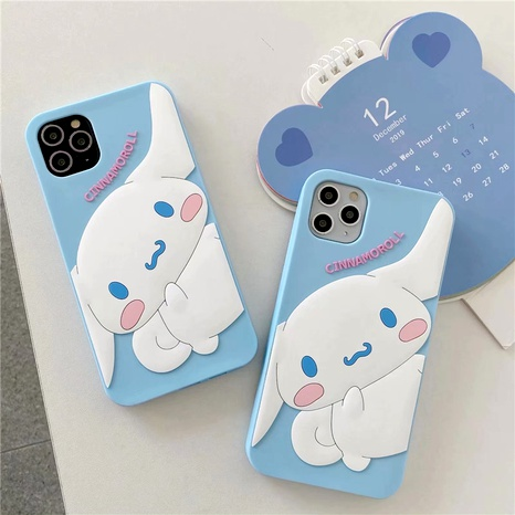 Cute cartoon puppy Apple 11Pro max mobile phone case for iphonexs 78plus NHFI294308's discount tags