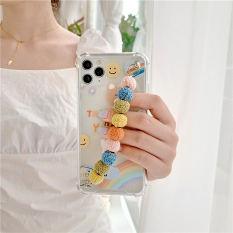 Korea Chain Shell Apple 1211Pro Mobile Phone Case for 78plusxse2 NHFI294329's discount tags