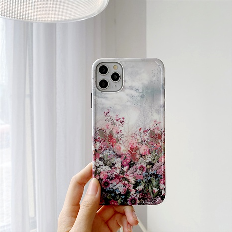 oil painting flower bush apple 11Proxsmax mobile phone case for iphoneXR8plus NHFI294367's discount tags