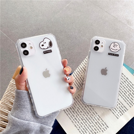 cartoon expression 12mini11pro mobile phone case for iPhoneXRse28plus NHFI294386's discount tags