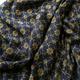 dark blue printing scarf NHGD294408