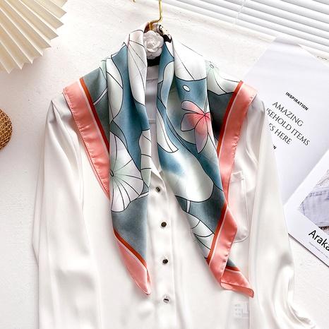 foulard en soie d'impression de mode NHCJ294435's discount tags