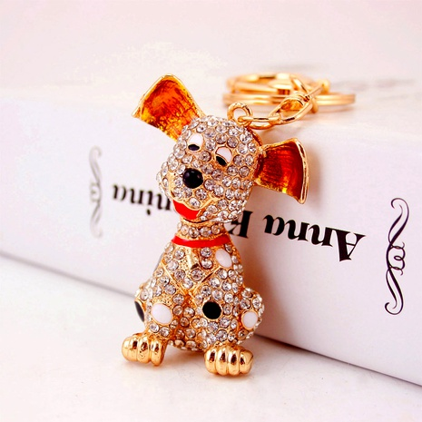 Cute cartoon Big Ear  Key Chain  NHAK294524's discount tags