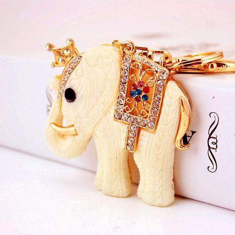 Llavero Elefante Blanco NHAK294526's discount tags
