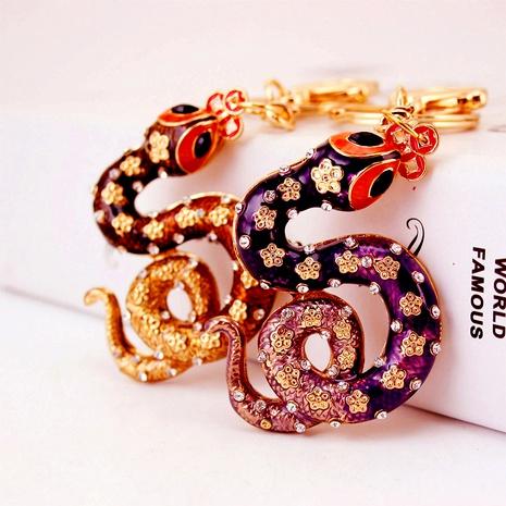 Nuevo llavero de serpiente creativo NHAK294529's discount tags