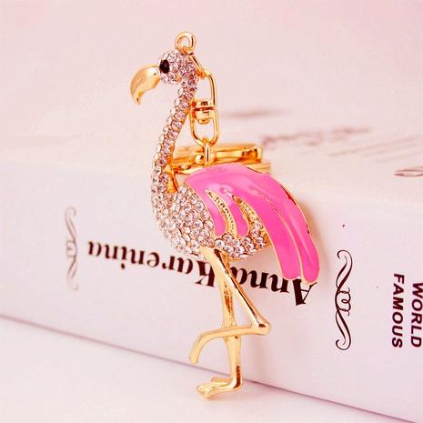 creative cute dripping oil key chain NHAK294537's discount tags