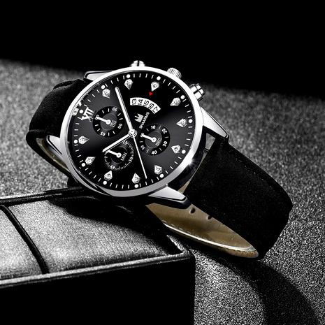 reloj de diamantes de escala simple NHHK294610's discount tags