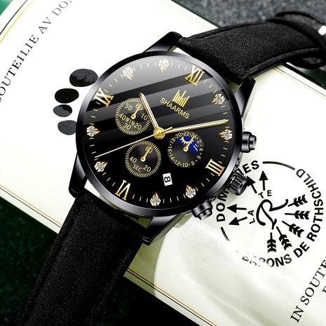 reloj de cuarzo con cinturón de diamantes NHHK294612's discount tags