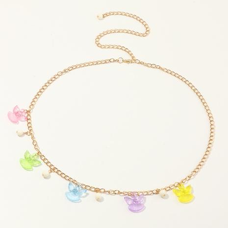 creative angel rice beads waist chain NHNU294749's discount tags