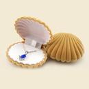 Flocage bote  bijoux coquillage boucles doreilles corennes collier pendentif NHQC294663