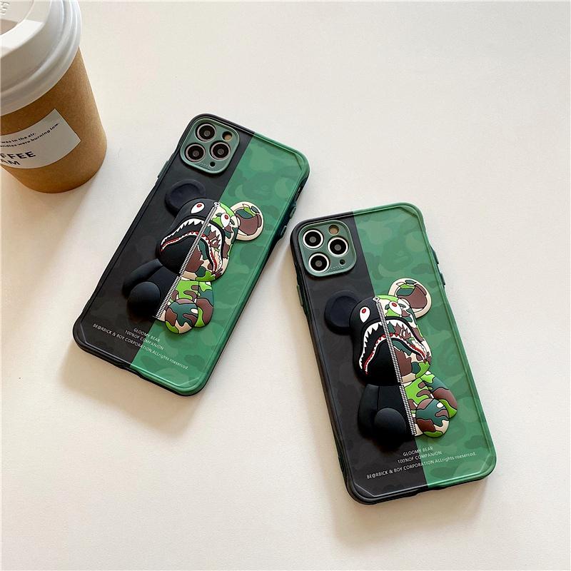bear 1211proMaxmini mobile phone case for iphoneXse2XR8p NHFI294258
