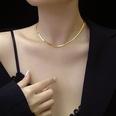 NHOK1334669-31+8cm-necklace-steel-color