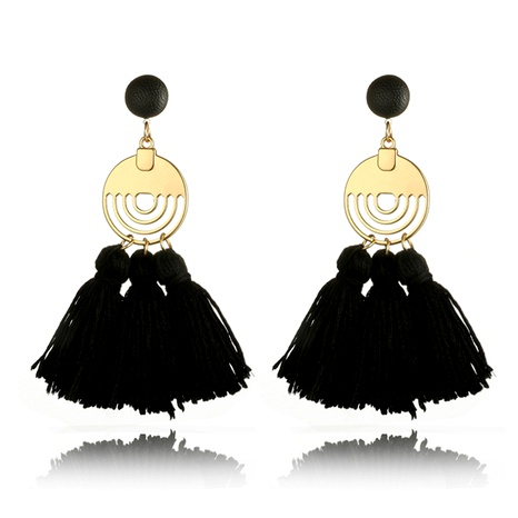 Bohemian Tassel Earrings NHGY295216's discount tags