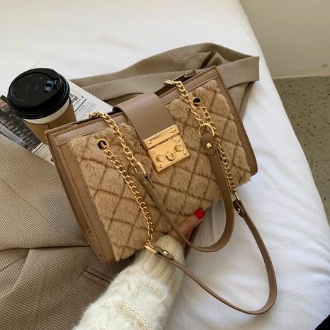 new trendy texture crossbody bag NHJZ294704's discount tags