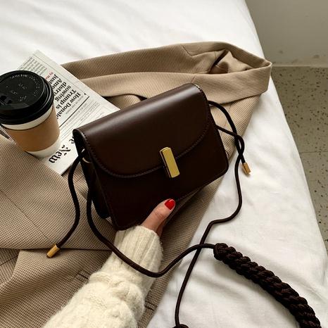 new trendy texture messenger bag  NHJZ294708's discount tags