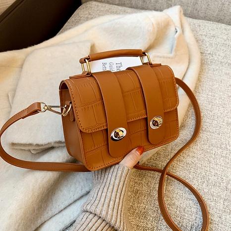 new  fashion one-shoulder messenger Boston bag NHJZ294713's discount tags