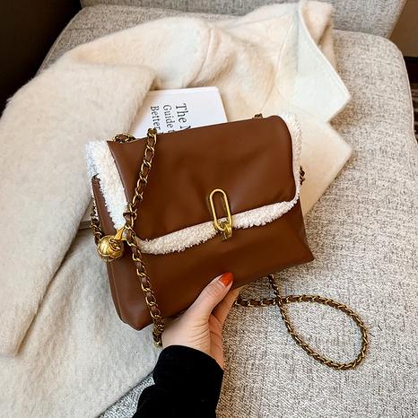 Retro popular new trendy fashion chain messenger bag NHJZ294718's discount tags