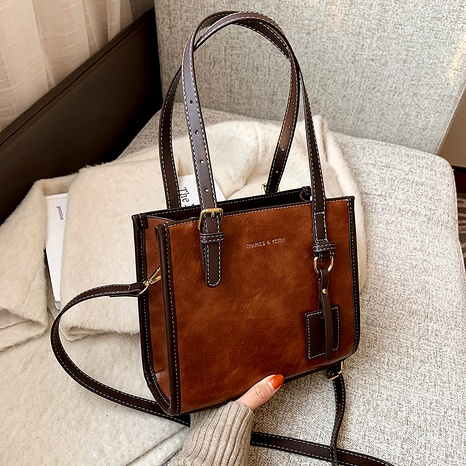 Korean fashion one-shoulder underarm bag NHJZ294732's discount tags