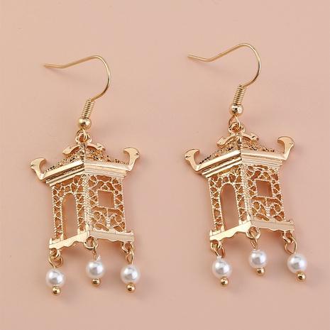 Creative cute simple earrings NHAN294783's discount tags
